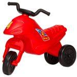 Műanyag Superbike Mini motor - piros