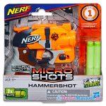NERF: Hammershot szivacslövő pisztoly