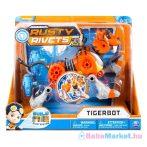 Rusty rendbehozza: Tigerbot összeépíthető robot