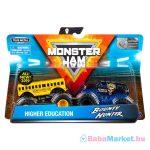 Monster Jam: Higher Education és Bounty Hunter 2 darabos kisautó szett