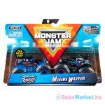Monster Jam: Son-Uva Digger és Mohawk Warrior 2 darabos kisautó szett