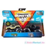 Monster Jam: Soldier Fortune és Soldier Fortune Black Ops 2 darabos kisautó szett