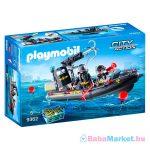 Playmobil - Rendőrségi motorcsónak - 9362