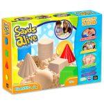 Sands Alive: modellező homok - klasszikus formák, 450 g