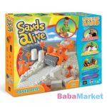 Sands Alive: modellező homok - Útépítő készlet