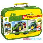 Schmidt: John Deere puzzle box