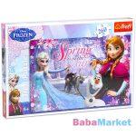 Trefl: Disney hercegnők - Jégvarázs puzzle - 260 db