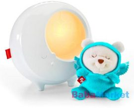 Fisher Price játékok - pillangó macis éjjeli fény