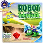 Robot teknősök - társasjáték programozóknak