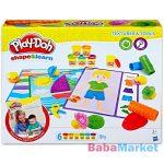 Play-Doh: minták és eszközök gyurmakészlet