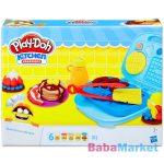 Play-Doh: reggeliző gyurmakészlet