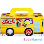 Play-Doh 20 tégelyes színes gyurma készlet