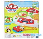 Play-Doh Kitchen Creations: 5 darabos villanyrezsó gyurma szett