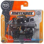 Matchbox - Cliff Hanger - kisautó