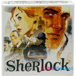 GRANNA: Sherlock társasjáték