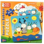 Bogyó és Babóca: 2-4-6 db-os  Baba puzzle