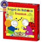 Bogyó és Babóca társasjáték - Évszakok