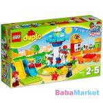LEGO DUPLO: Családi vidámpark 10841