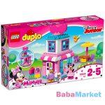 LEGO DUPLO: Minnie egér butikja 10844