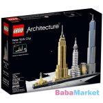 LEGO ARCHITECTURE: New York 21028