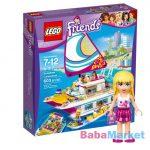 LEGO Friends - Napsütötte katamarán 41317