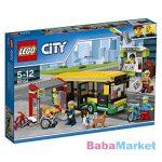 LEGO City - Autóbusz állomás 60154