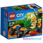 LEGO City: Dzsungeljáró homokfutó 60156