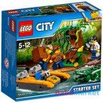 LEGO City: Dzsungel kezdőkészlet 60157