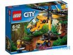 LEGO City - Dzsungel teherszállító helikopter 60158