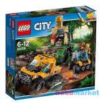 LEGO City - Dzsungel küldetés félhernyótalpas járművel 60159
