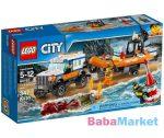 LEGO City - 4 x 4 Sürgősségi egység 60165