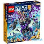 LEGO Nexo Knights: A teljes rombolás kőkolosszusa 70356