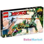 LEGO Ninjago: Zöld nindzsa mechanikus sárkány 70612