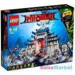 LEGO Ninjago: A legvégső fegyver temploma 70617