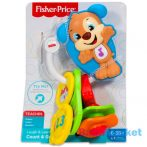 fisher price játékok - kutyusos tanuló kulcsok