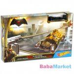 Hot Wheels: Batman vs Superman: Batman drótkötélpályás kilövő