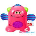 fisher price játékok - mini szörny rózsaszín
