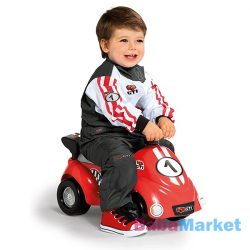 Ride on bébitaxi - piros