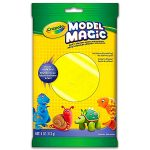 Crayola: gyurmavarázs - sárga