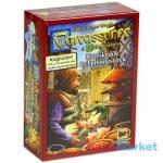 Carcassonne: a 2. kiegészítés - Kereskedők és Építőmesterek társasjáték
