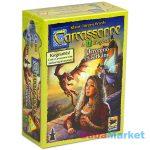 Carcassonne: a 3. kiegészítés - Hercegnő és sárkány társasjáték