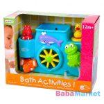 Playgo Állatkás bébi fürdőjáték