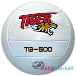 Tiger Super Touch: műbőr röplabda - fehér