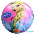Disney hercegnők: Jégvarázs gumilabda - 23 cm-es