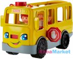 Fisher price busz - vidám iskolabusz