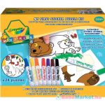 Crayola Mini Kids: Matricás puzzle