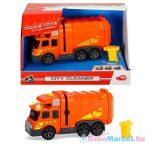 Action Series: mini kukásautó kukával - 15 cm