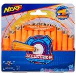 NERF N-Strike Elite Accustrike Series: 12 darabos szivacslövő fegyver utántöltő csomag