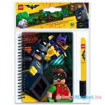 LEGO Batman Movie: mini napló zselés tollal
