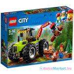 LEGO City: Erdei Traktor 60181